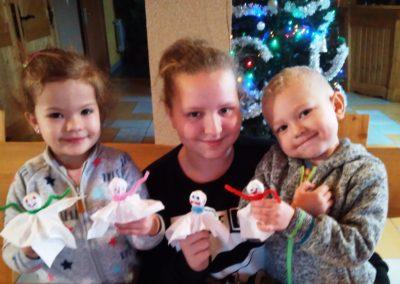 Sylwester z dziećmi Bernadeta