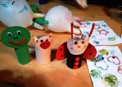 Sylwester animacje dla dzieci