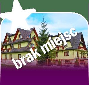 sylwester w górach Halina Brak miejsc