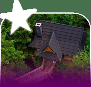 sylwester w górach góralski domek