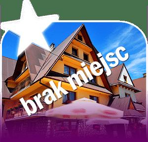 sylwester w górach U Furtoka Biały Dunajec