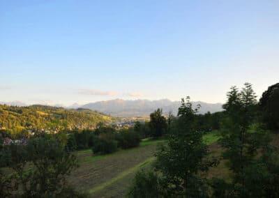 sylwester w górach U Galicy